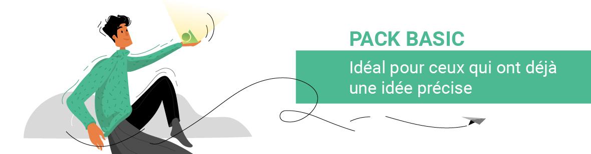 creation logo pack basic
